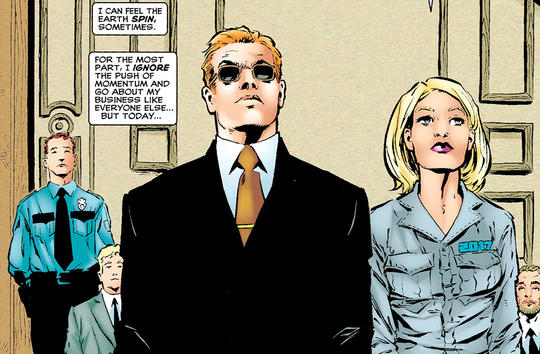 Karen Page & Matthew Murdock in Court