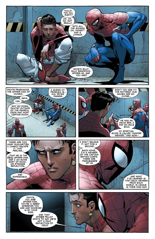THE AMAZING SPIDER-MAN (2014) #13