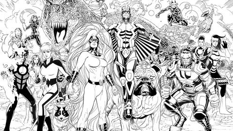 Image for Inhumans: Prime Cut