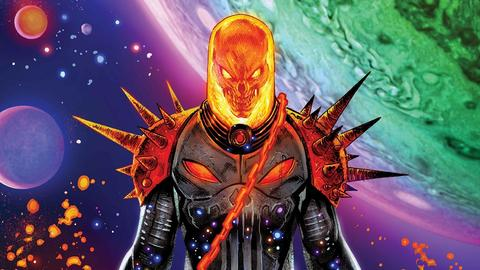 Image for Cosmic Ghost Rider: Punishment By Fire