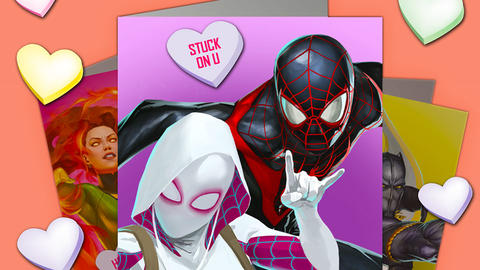 Image for Happy Valentine's Day from Marvel Games