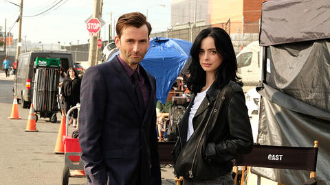 Image for David Tennant to Appear in Season 2 of 'Marvel's Jessica Jones'