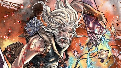 Image for Creator Commentary: Old Man Hawkeye #4