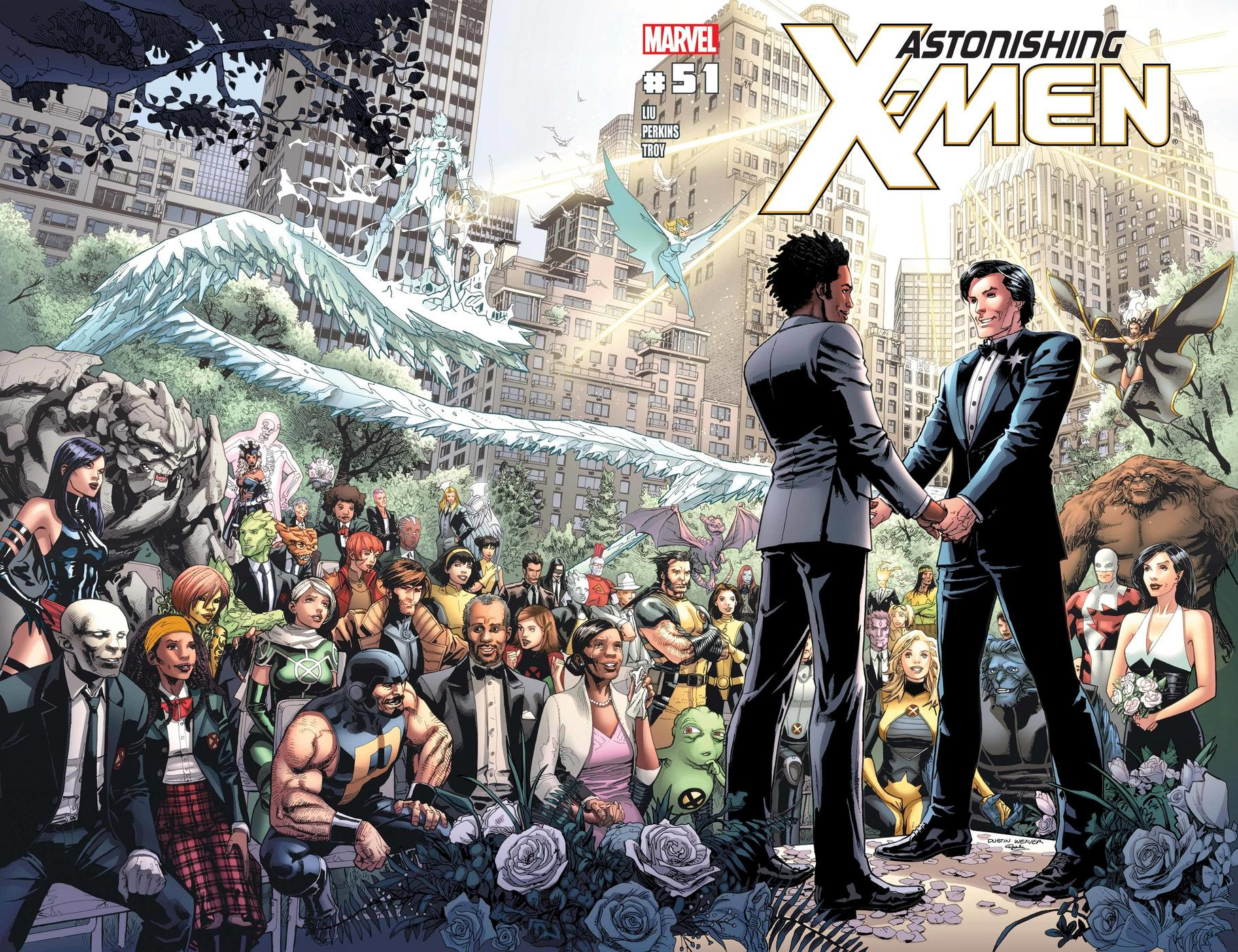 ASTONISHING X-MEN (2004) #51