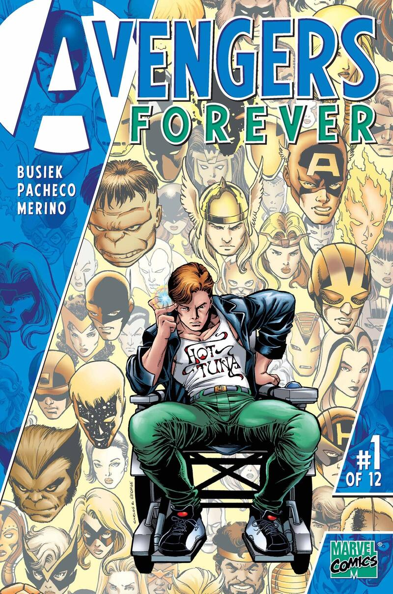 AVENGERS FOREVER (1998)