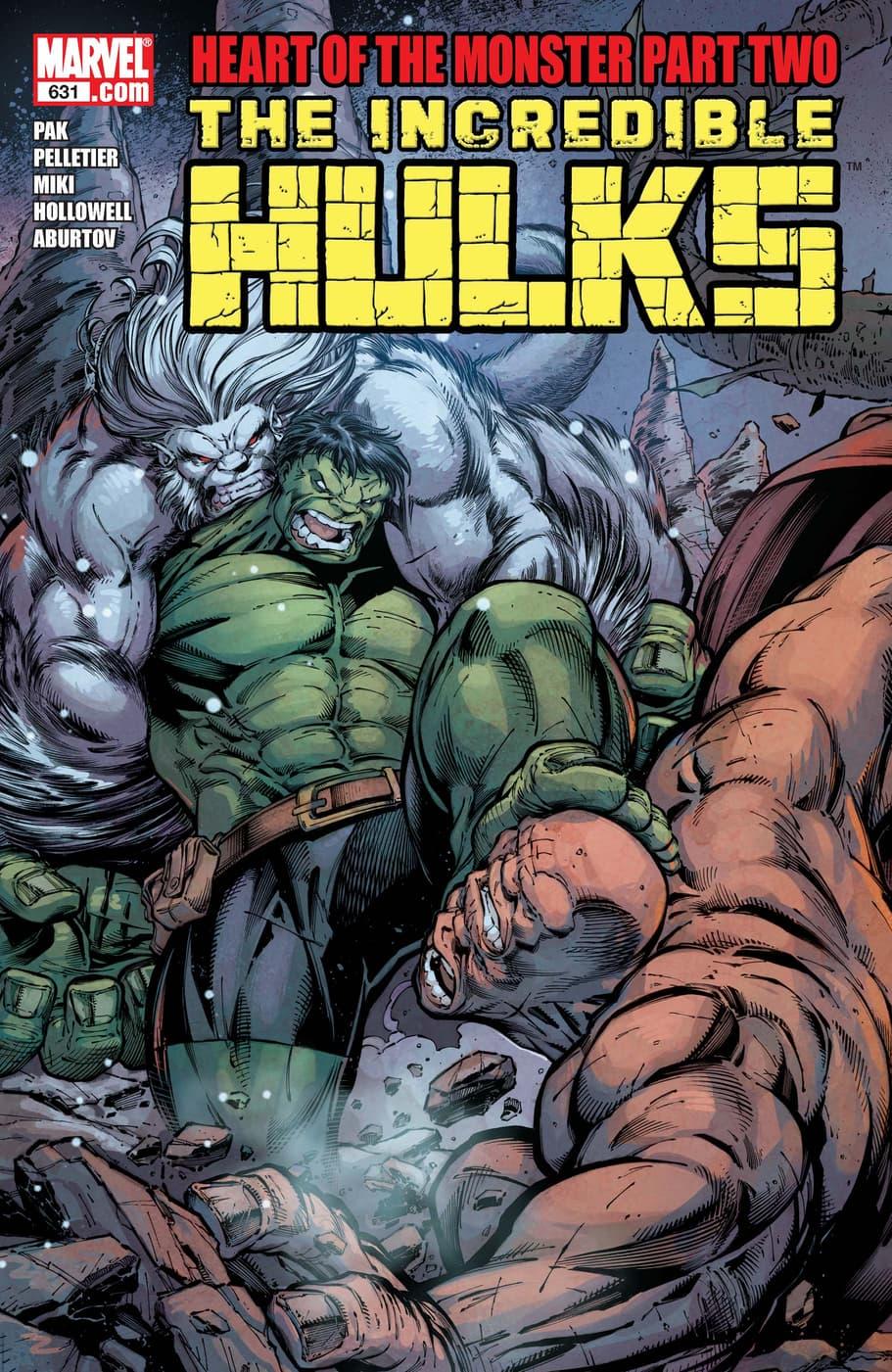 Incredible Hulks (2010) #631