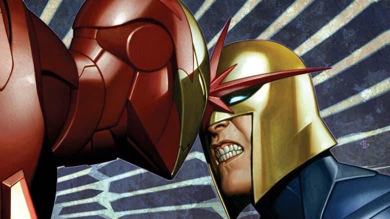 Nova Iron Man