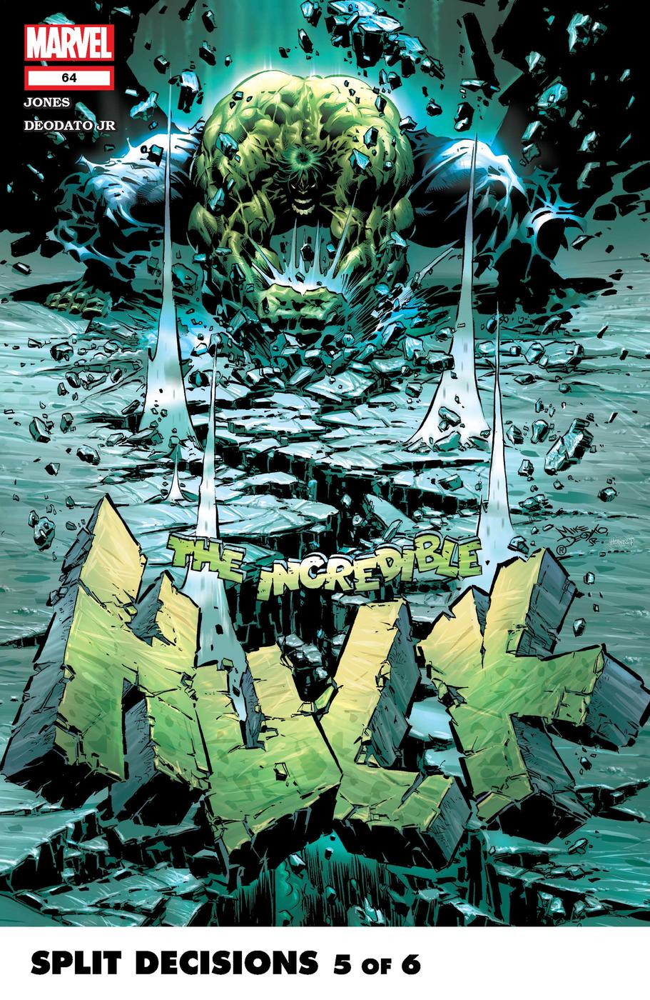 Hulk (1999) #64