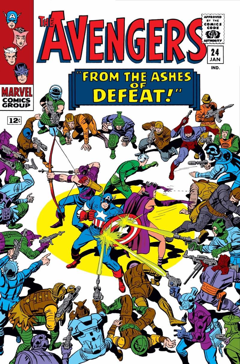 AVENGERS (1963) #24