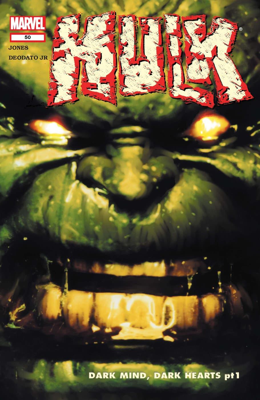 Hulk (1999) #50