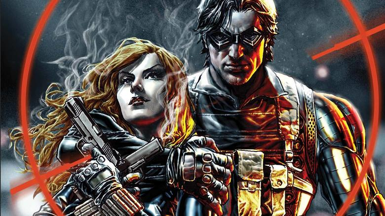 A Brief History Of Black Widow And Bucky Barnes Romance