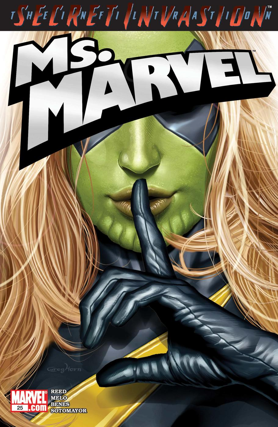 Ms. Marvel (2006) #25