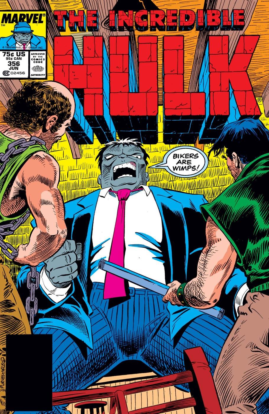 Incredible Hulk (1962) #356