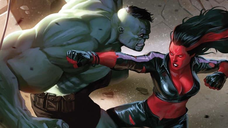 Hulk She Hulk