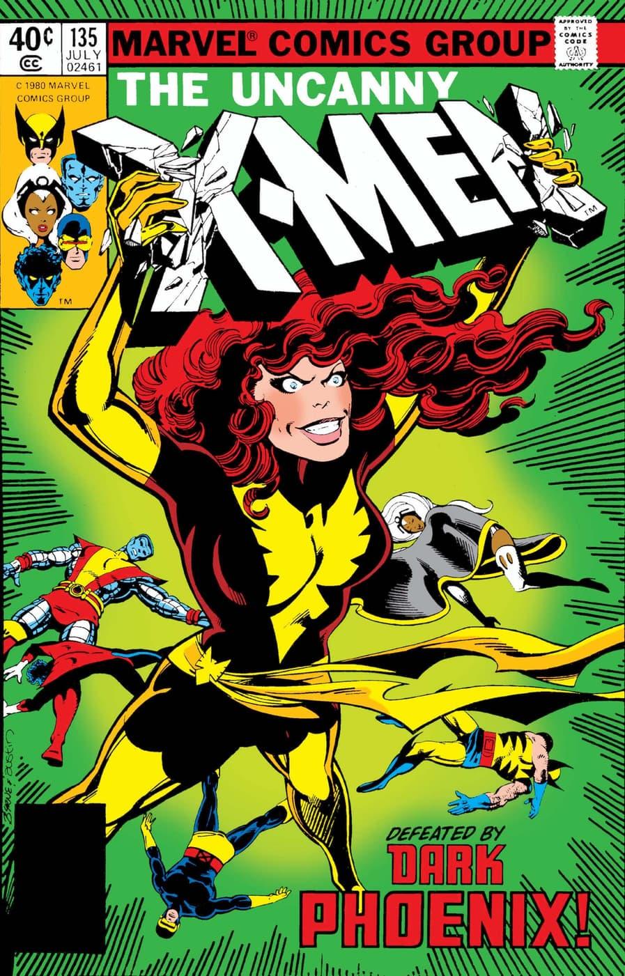 Uncanny X-Men #135