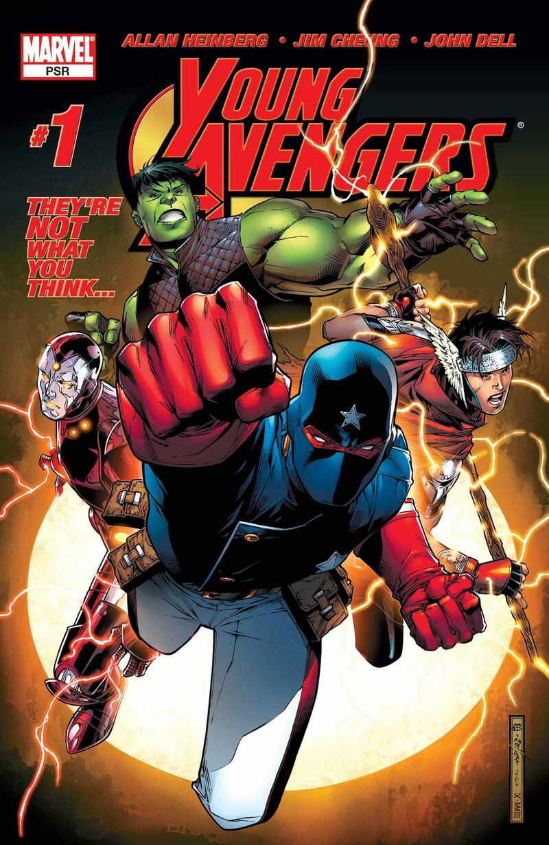 YOUNG AVENGERS (2005)