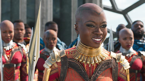 Image for Danai Gurira On the Strong Female Presence In 'Avengers: Infinity War'