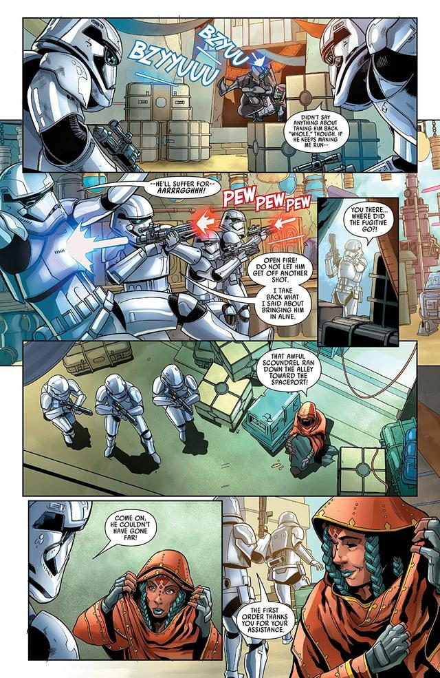 STAR WARS: GALAXY'S EDGE #3