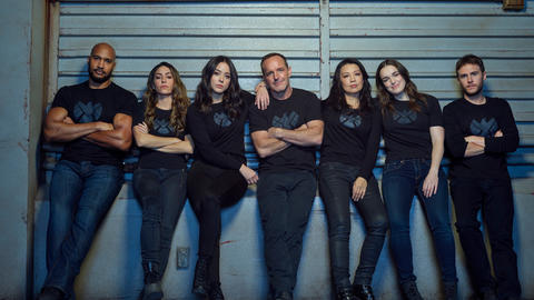 Image for Our Agents Return to the Present Timeline in A Brand New Clip of 'Marvel's Agents of S.H.I.E.L.D.'