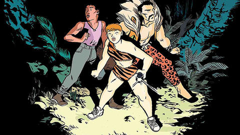 Image for The Unbeatable Squirrel Girl: Jurassic Jumble