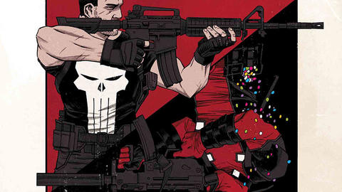 Image for Deadpool Vs. Punisher: Tale of the Tape