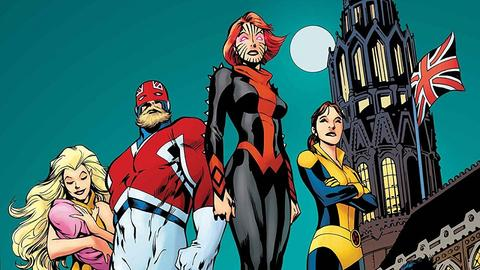 Image for X-Men: Gold Annual – Reunion Jack