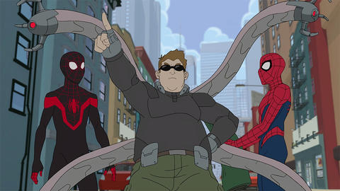 Image for It's Time for The Rise of Doc Ock on 'Marvel's Spider-Man'