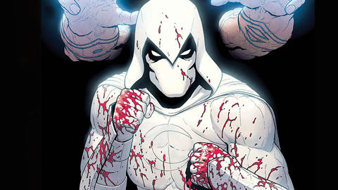 Image for Moon Knight: Bad Moon Rising
