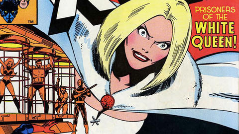 Image for Flashback Friday: Emma Frost