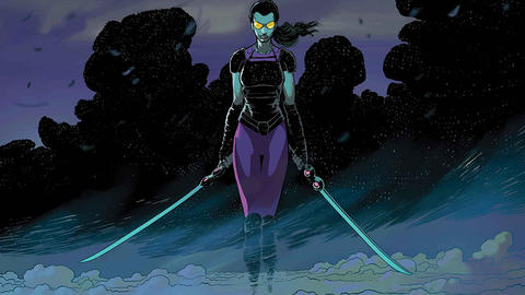 Image for All-New Guardians of the Galaxy: Gamora's Story