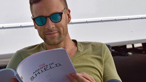 Image for Nick Blood Returns to 'Marvel's Agents of S.H.I.E.L.D.' as Lance Hunter