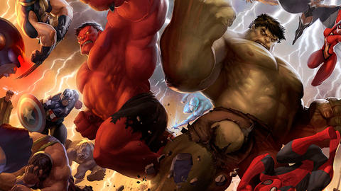 Image for Follow the History of the Hulk Pt. 48