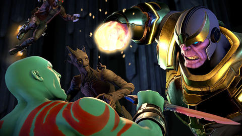 Image for Behold, the Marvel's Guardians of the Galaxy: The Telltale Series Official Trailer Is Upon Us