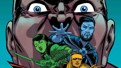 Image for Sorcerers Supreme: When You're Strange