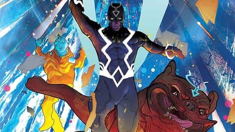 Image for Black Bolt: (Inhu)Man on a Mission