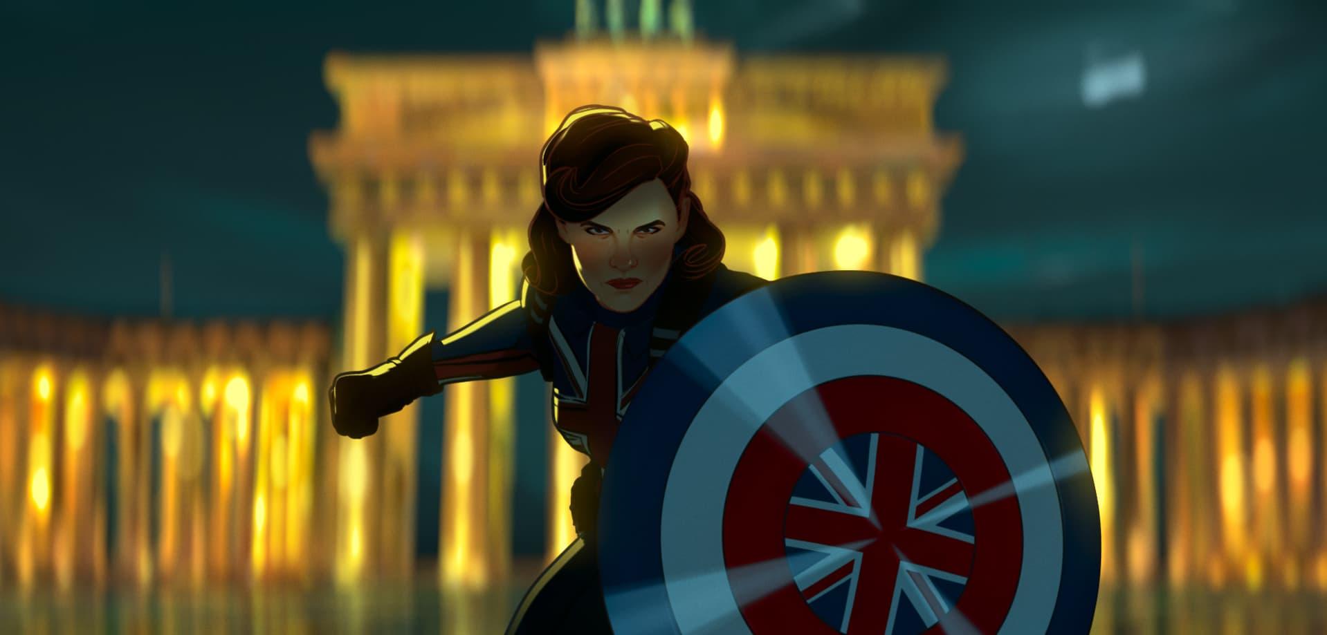 Captain Peggy Carter