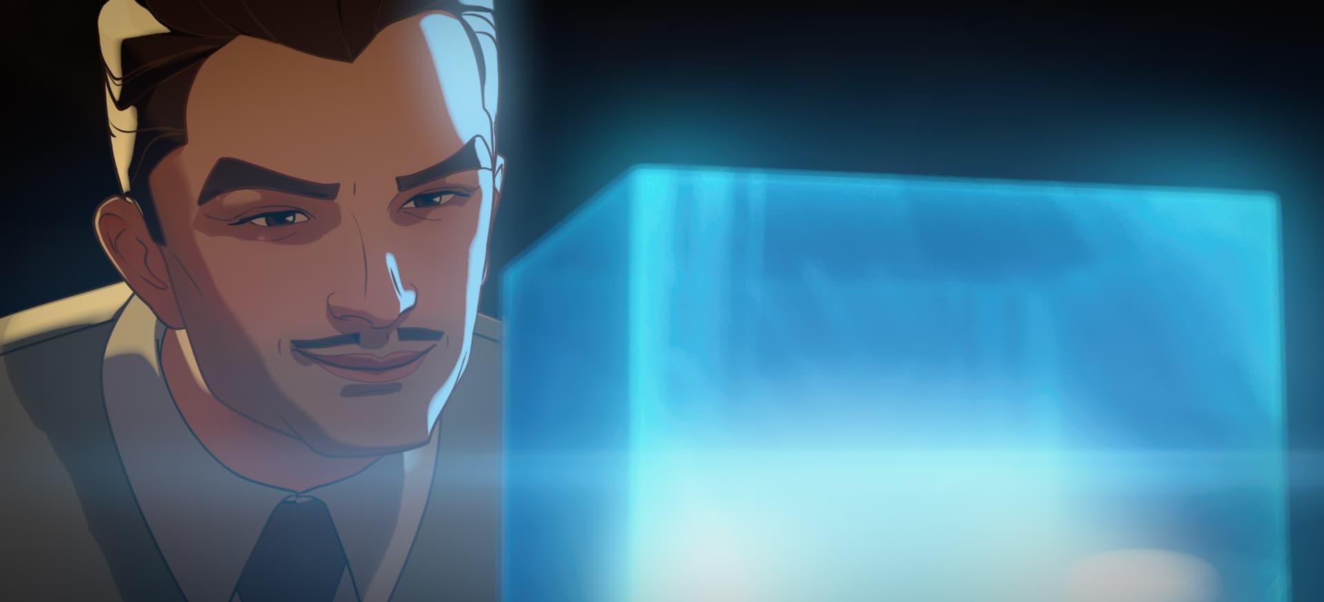 Howard Stark, Tesseract | What If...?