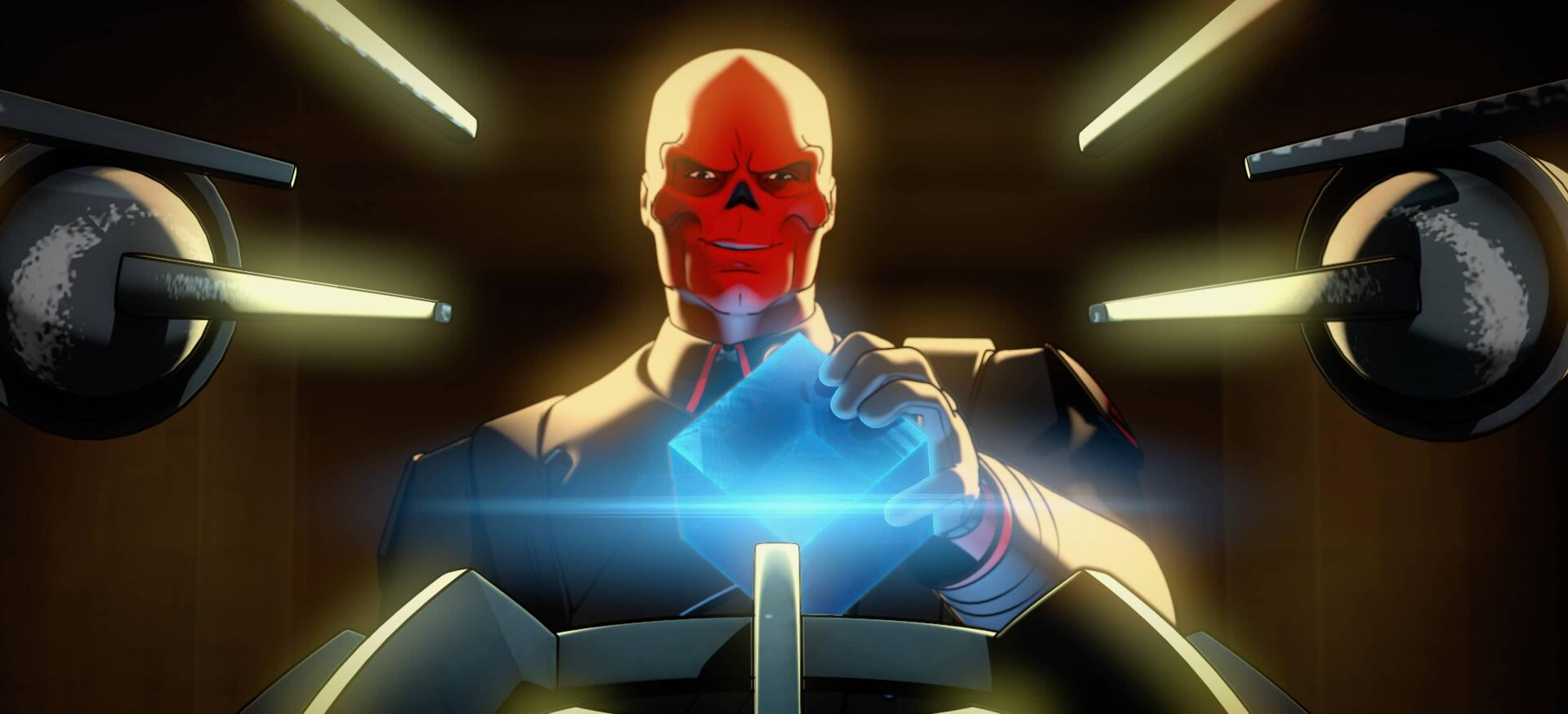 Red Skull | What If...?