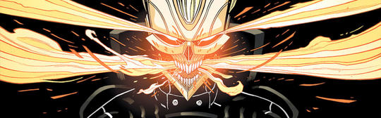 Robbie Reyes as Ghost Rider