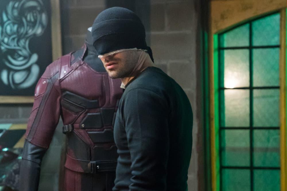 Charlie Cox as Matt Murdock/Daredevil