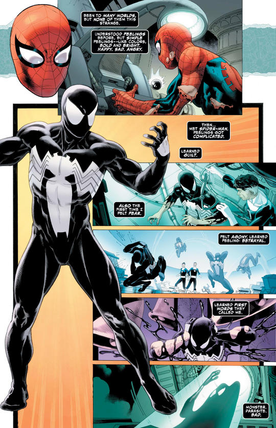 A Race of Symbiotes