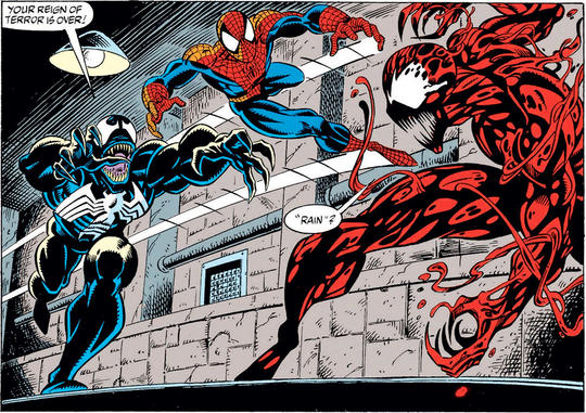 The Foes of Venom