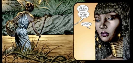 Malice Comic Panel
