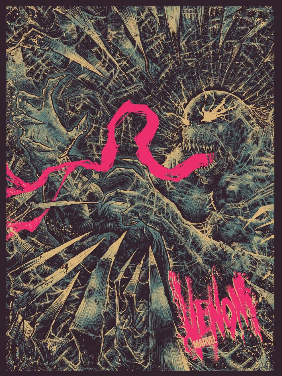 Venom by Godmachine