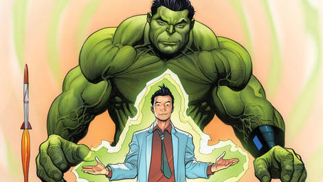 Image for Amadeus Cho Becomes the Totally Awesome Hulk
