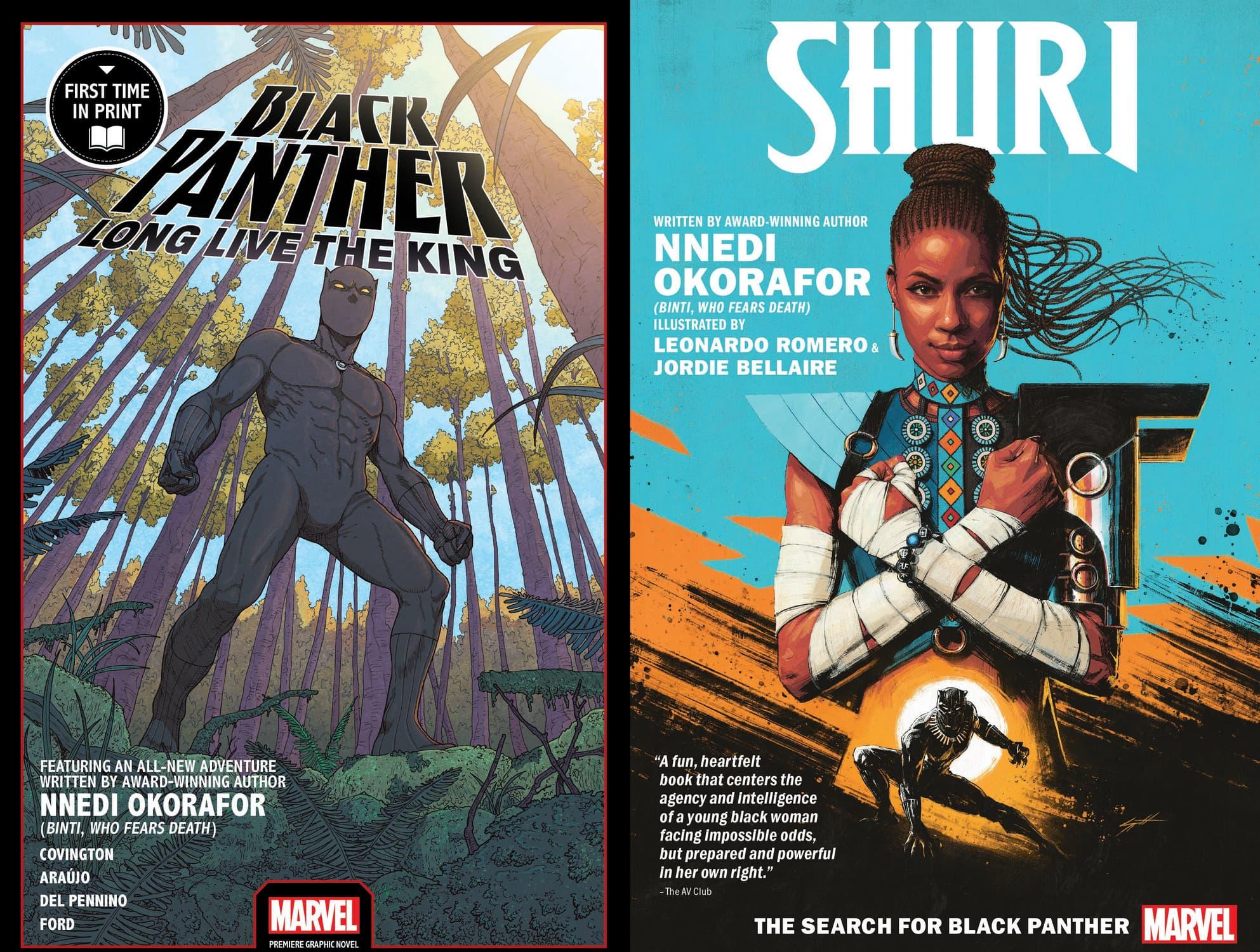 Black Panther/Shuri