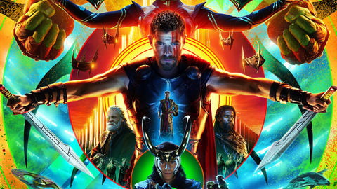Image for New Trailer and Poster of Marvel Studios' 'Thor: Ragnarok' Has Arrived at San Diego Comic-Con