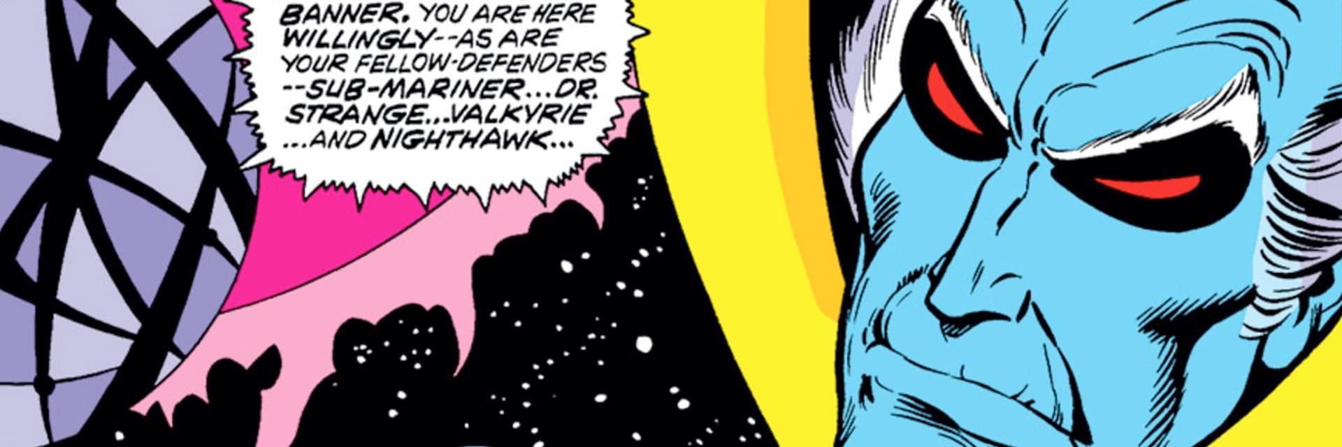 Grandmaster In Comics Powers, Enemies, History | Marvel