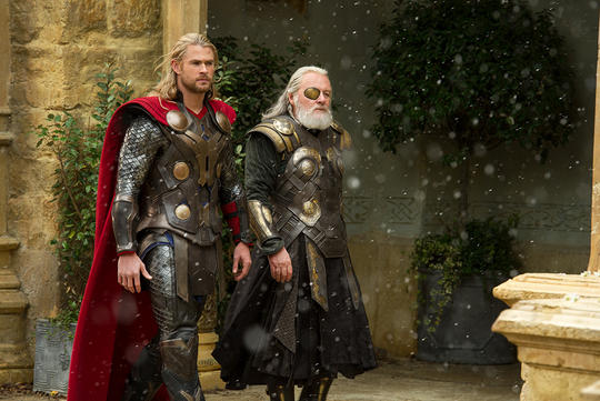 Odin and Thor (Thor Odinson)