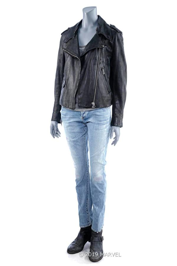 Jessica Jones Jacket and Pants